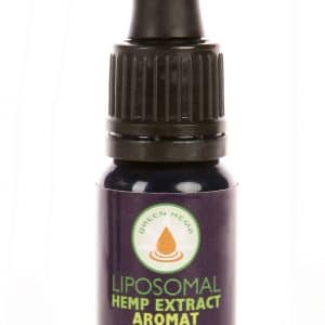 Liposomal Hemp Extract aromat 300mg